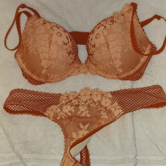 5a1dcc243e53 Victoria's Secret Intimates & Sleepwear | Dream Angel Pushup Bra And ...